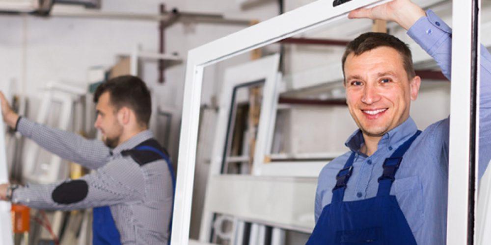 Fenêtres et portes en PVC dans le Jura