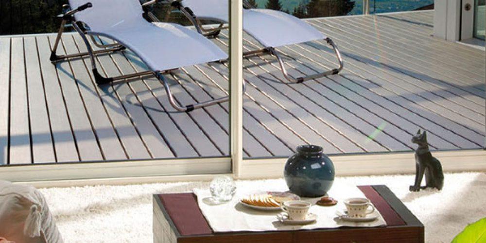 Porte-fenêtre PVC esthétique et robuste