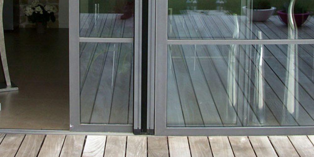 Porte fenêtre châssis : bois, PVC ou aluminium