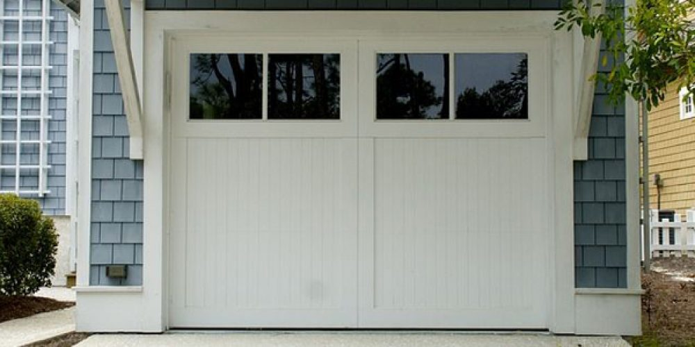 Réparation de porte de garage à Lyon : il y a toujours une solution