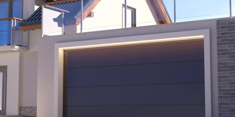 Les avantages des portes et portails sectionnels