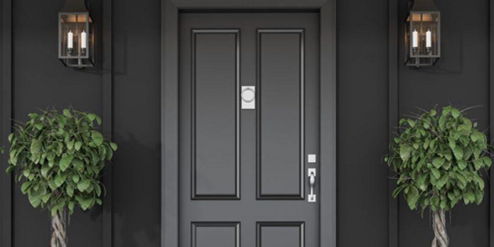 Portes d'entrée thermolaquées : trouver un spécialiste en Alsace